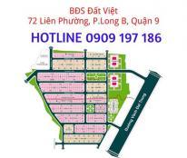 Cần bán đất nhà phố dự án Hưng Phú 2 Quận 9, Dt 6x20m đối diện công viên(0909197186)