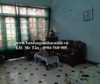 Cho thuê nhà 3 tầng gần chợ Suối hoa tại TP.Bắc Ninh