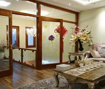 Cho thuê biệt thự tại phố Linh Lang, Đào Tấn, Ba Đình, S: 100m2, 5 tầng, full đồ đẹp. Giá 35tr/th