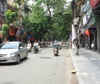cc bán nhà mặt phố 119 Phố Huế,DT 250m2,MT 7m,nở hậu