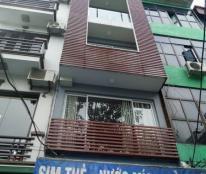 Bán nhà Hào Nam 37m2, 4T, đẹp, ở luôn, ô tô đỗ cửa, 4.2 tỷ
