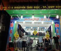 Cho thuê nhà- DT: (5m*15m) LH: Chị Hảo- 416 Nguyễn Thái Học- Quy Nhơn- Bình Định