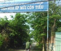 Bán đất vườn  Ấp Mũi Côn Đại xã Phước Hiệp huyện Củ Chi,lh:0933016826