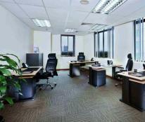Cho thuê văn phòng  vị trí trung tâm quận Ba Đình. DT 45 -85m2. LH 0931733628