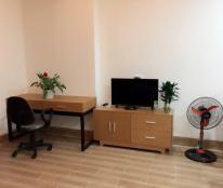 Cho thuê căn hộ mới xây,đầy đủ nội thất sang trọng ven biển Đà Nẵng