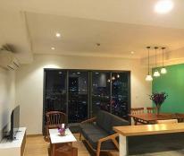 Cho thuê căn hộ Vinhomes Central Park 2 phòng ngủ, đầy đủ nội thất giá 17 triệu/tháng