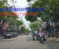 Bán nhà mặt phố đường Trần Hưng Đạo,TP Bắc Ninh