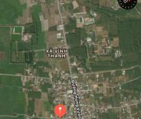 Bán 5000m đất mặt tiền Vĩnh Thanh, giá rẻ nhất khu vực,đường vào xe hơi…