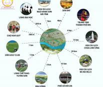 Chính chủ bán đất KĐT Hòa Xuân mở rộng(dự án Sunland-Sungroup)B2.70 l ô75,106 m2