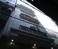 Bán nhà mặt ngõ An Đà, 4 tầng, 52m2, ngõ rộng, ô tô đỗ cửa