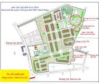 Hãy sở hữu cho mình căn hộ chung cư CT2- 16 tầng- Khu đô thị mới Tuệ Tĩnh- TP. Hải Dương