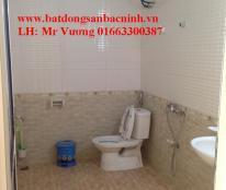 Cho thuê nhà 4 tầng 5 phòng ngủ tại đường Tô Hiệu, Ninh Xá, TP.Bắc Ninh