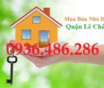 Cần bán nhà mặt đường gần Phủ Thượng Đoạn, Đông Hải 1, Ngô Quyền, HP
