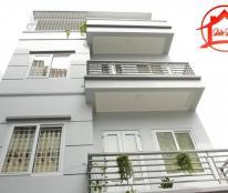 Bán nhà phân lô 4,5 tầng mới xây gần cầu Vĩnh Tuy