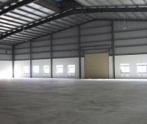 Chính chủ cho thuê kho xưởng, đất trống gần sân bay Nội Bài