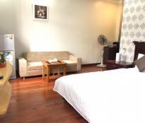 Căn hộ dịch vụ 1 phòng ngủ nội thất đẹp, tại Văn Cao, Hải Phòng, giá 13 triệu/tháng
