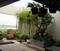 Cho thuê Penthouse GreenValley Lầu 22 View golf 158m2 45tr/ tháng đầy đủ nội thất như hinh