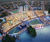 Cho thuê nhà phố khu đô thị MON BAY Hạ Long,mt 21m,làm nhà hàng,cofe.LH 0986284034