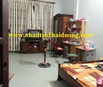 Cần bán nhà mặt phố Nguyễn Quý Tân, Hải dương, Giá bán 6 tỷ 200 triệu