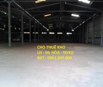 kho xưởng chính chủ giá rẻ, vị trí đẹp cho thuê gấp tại KCN Sóng Thần, Bình Dương. LH: 0901297009