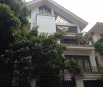Bán Biệt thự tại quận Cầu Giấy 206m x 4 tầng,3 mặt tiền,vị trí đẳng cấp& đắt giá nhất.