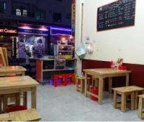 Nhượng quán ăn vặt tại khu HH, đô thị Linh Đàm, 45tr, 0945975399