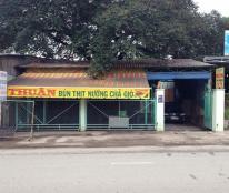 Cho thuê nhà mặt tiền sầm uất dân cư đường Trần Văn Mười, Hóc Môn.