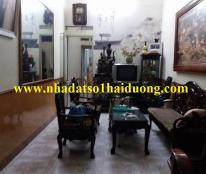 Cần bán nhà 3 tầng ngõ phố Điện Biên Phủ, Hải Dương, Giá bán 1 tỷ 750