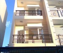 Bán nhà hẻm 12m Đinh Bộ Lĩnh, P26, Bình Thạnh, 4.3x24m, 3 lầu