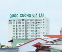 Cho thuê căn hộ Quốc Cường Gia Lai Q.7 lầu cao view đẹp dt 131m2 3pn 2wc