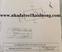Cần bán đất mặt phố Đoàn Kết, Hải dương, Giá bán 70 triệu/m2