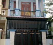 Cần bán gấp Nhà mới 1 Trệt, 1 Lầu 3 Phòng ngủ - Sổ hồng riêng – Mặt tiền 7m