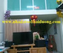 Bán nhà 1.5 tầng ngõ phố Tống Duy Tân, Hải Dương, Giá bán 590 triệu