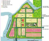 Bán lỗ lô biệt thự Phú Xuân Vạn Hưng Phú, DT 10x25m. LH Mr. Đồng 0937552565