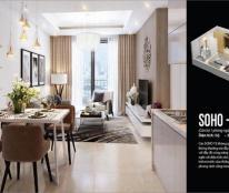 Đầu tư sinh lời hấp dẫn với căn hộ Soho G3 Vinhomes mễ trì từ 1 tỷ