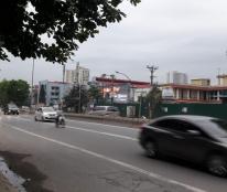 bán nhà đất mặt phố Phạm Văn ĐỒng, Phường Xuân Đỉnh, Quận Bắc Từ Liêm,  DT 117 m2, MT 5,4m