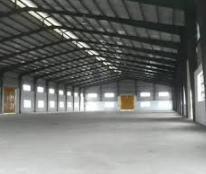 Cho thuê 400 đến 1200m2 nhà kho khu Quang Trung, Hà Đông, HN