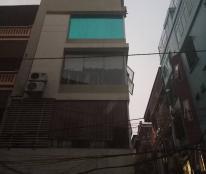 Cần bán nhà Thụy Khuê, 40m2, 5 tầng, MT5m