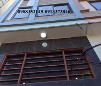 Bán nhà 2 mặt thoáng 4 tầng*35m2 (tầng lửng) Phố Mậu Lương-Hữu Hoà. 0988352149