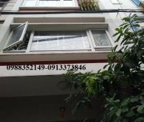 Nhà 1,65 tỷ*4 Tầng  Đa Sỹ- Hà Trì, (34m2*4 PN) miễn trung gian, 09988352149. hỗ trợ ngân hàng