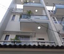 Bán nhà hẻm 6m Phan Huy Ích, P14, Gò Vấp, 4X16m, đúc 2 lầu tuyệt đẹp