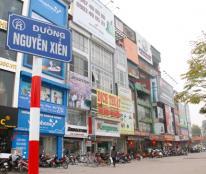 Cho thuê nhà 6 tầng 91m2 mặt đường Nguyễn Xiển 100 triệu/ tháng