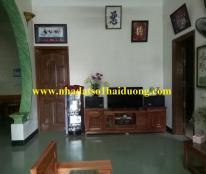 Cần bán nhà biệt thự 2 tầng phố Lê Viết Quang, Hải Dương, giá bán 2 tỷ 600 triệu