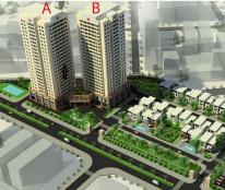 Gấp cần bán căn hộ số 02  Tháp A Tòa N04A Ngoại Giao Đoàn DT: 81,51m2, 2PN, 2WC. Giá 2.2 tỷ