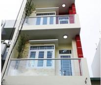 Bán nhà mặt tiền đường số 28, P6, Gò Vấp 4X18m, 3 lầu