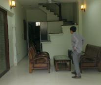 Cho thuê nhà 5 tầng mặt Hồ Ba Mẫu, DTXD 75m2/sàn; DTSĐ 115m2. Mặt tiền 6.5m.