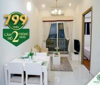 CĂN HỘ GREEN TOWN 2 PHÒNG NGỦ