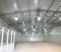 Cho thuê 500m2 kho, xưởng đường Quang Trung, Hà Đông, Hn