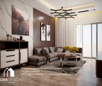 Bán chung cư 304 Hồ Tùng Mậu căn 1601 diện tích 99,4 m2 thiết kế đẹp, giá chỉ 19tr/m2.