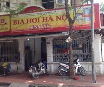 Chính chủ cần sang nhượng nhà hàng bia hơi ở Trần Nguyên Đán, Định Công, Hoàng Mai, Hà Nội.